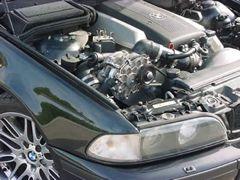 ESS Performance BMW Supercharger for E39 540i 1999-2003 BMW