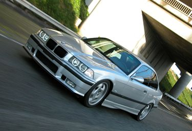 99 M3 BMW angel eyes