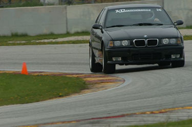 Jim Nolden's KO Supercharger Boosted M3 corners on a dime!
